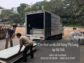 Cho thuê xe tải vận chuyển phố Trần Khắc Chân