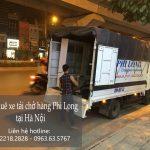 Dịch vụ cho thuê xe tải tại phố Quỳnh Đô