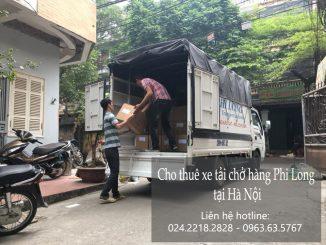 Cho thuê xe tải vận chuyển tại phố Huỳnh Tấn Phát