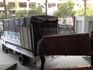 Cho thuê xe tải tại phố Hà Trì