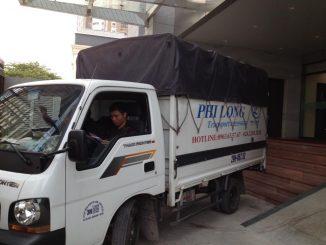 Cho thuê xe tải tại phố Lê Lợi