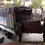 Dịch vụ taxi tải tại phố Nguyễn Thượng Hiền
