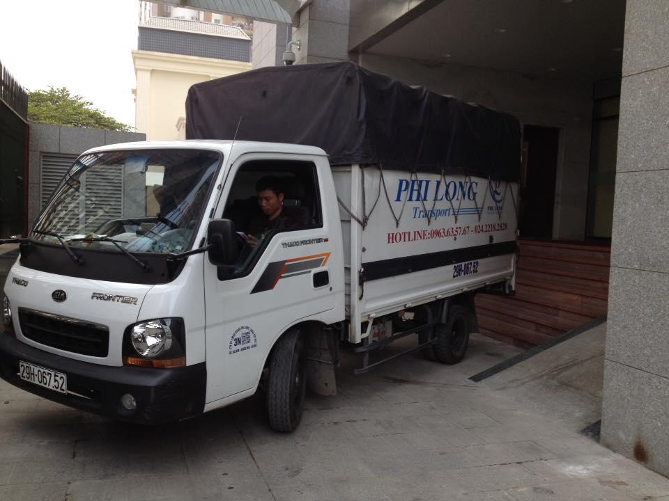 Taxi tải giá rẻ tại khu đô thị Đặng Xá