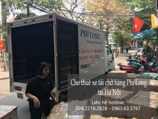 Thuê xe tải nhỏ chở hàng tại phố Lê Phụng Hiếu