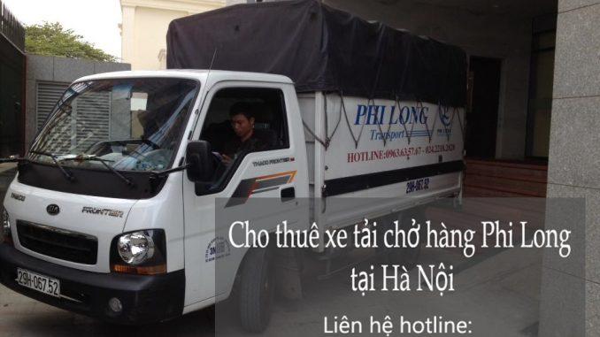 Cho thuê xe tải tại phố Nguyễn Văn Trỗi