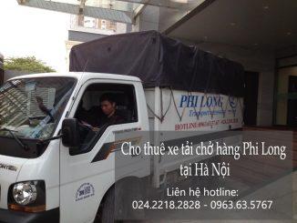 Cho thuê xe tải tại phố Thanh Bình