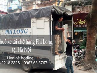 Dịch vụ cho thuê xe taxi tải tại phố Hàng Điếu