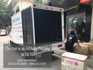 Dịch vụ taxi tải vận chuyển tại phố Lý Thái Tổ