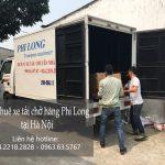 Cho thuê xe tải tại phố Mã Mây