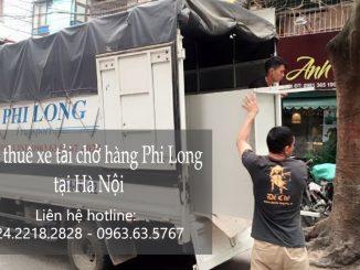 Dịch vụ cho thuê xe tải tại phố Hàng Bồ