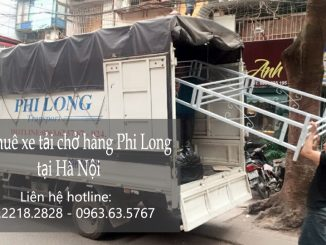 Cho thuê xe tải tại phố Hàng Thiếc