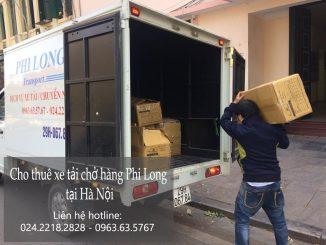 Cho thuê xe tải tại phố Nguyễn Gia Thiều