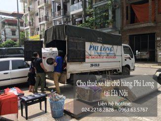 Dịch vụ cho thuê xe tải tại phố Hàng Thùng