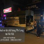 Dịch vụ cho thuê xe tải tại phố Nguyễn Cảnh Dị