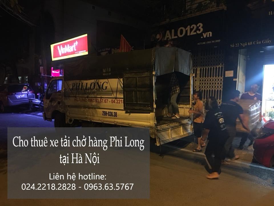 Cho thuê xe tải tại phố Đoàn Trần Nghiệp