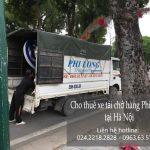 Cho thuê xe tải chở hàng tại khu đô thị Gamuda Gardens