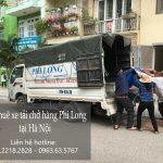 Dịch vụ cho thuê xe tải tại phố Cầu Gỗ