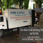 Cho thuê xe tải tại phố Lương Văn Can
