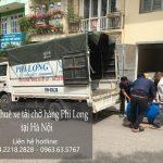 Cho thuê xe tải tại phố Phan Đình Giót