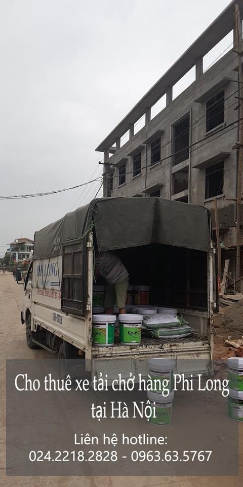 Cho thuê xe tải giá rẻ tại phố Đại La