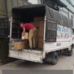 Dịch vụ cho thuê xe taxi tải tại phố Trần Nguyên Đán