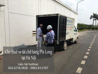 Cho thuê xe tải tại phố Phạm Vũ Hàm