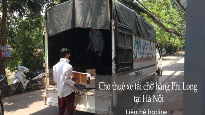 Dịch vụ cho thuê xe tải tại phố Tạ Hiện