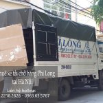 Taxi tải Phi Long tại phố Hàng Hòm