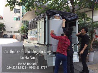 Cho thuê xe taxi tải tại phố Hàm Long