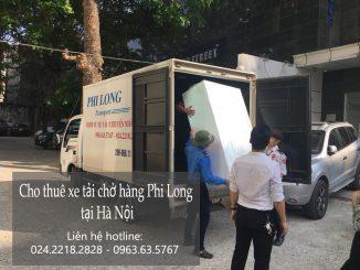 Cho thuê xe tải giá rẻ tại phố Trần Quốc Toản