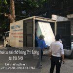 Cho thuê xe tải tại phố Lê Đại Hành