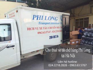 Dịch vụ cho thuê xe tải tại phố Nguyễn Như Đổ