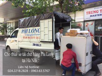 Cho thuê xe tải vận chuyển tại phố Lý Thường Kiệt