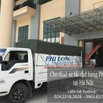 Dịch vụ taxi tải Phi Long tại đường Liễu Giai