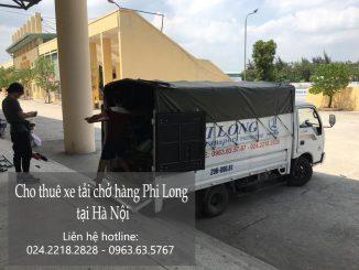 Cho thuê xe tải chở hàng tại phường Cát Linh