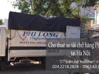 Cho thuê taxi tải tại phố Hồ Đắc Di
