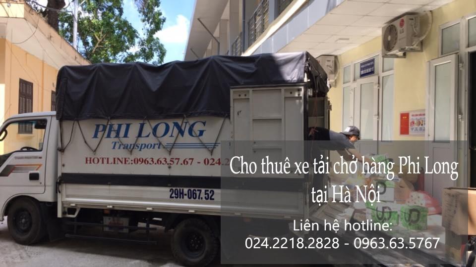 Dịch vụ cho thuê xe tải tại phố Cửa Bắc