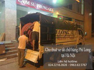 Cho thuê xe tải vận chuyển tại phố Mạc Đĩnh Chi