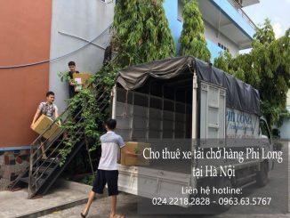 Cho thuê xe tải tại phố Nguyễn Khắc Nhu