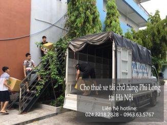 Cho thuê xe tải tại phố Phạm Hồng Thái