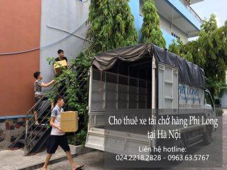 Dịch vụ cho thuê xe tải tại phố Y Miếu