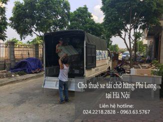 Dịch vụ taxi tải chở hàng tại phố Nguyễn Văn Lộc