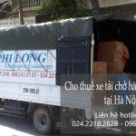 Dịch vụ cho thuê xe tải tại đường Nghi Tàm