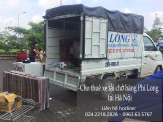 Dịch vụ thuê xe tải chở hàng tại phố Sở Thượng