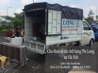 Dịch vụ cho thuê xe vận chuyển tại phố Trần Hòa