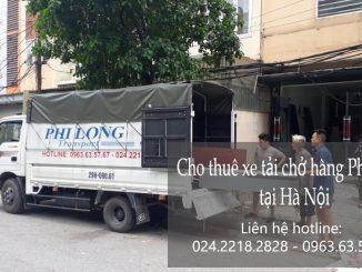 Dịch vụ cho thuê xe tải phố Đặng Thai Mai