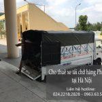 Cho thuê xe tải vận chuyển tại phố Dương Đình Nghệ