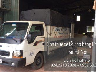Taxi tải Phi Long tại phố Huỳnh Thúc Kháng