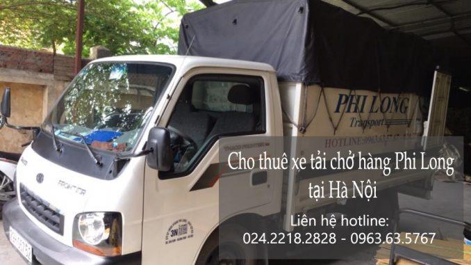 Dịch vụ cho thuê xe tải chở hàng tại phố Ông Ích Khiêm