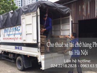 Dịch vụ cho thuê xe tải chở hàng tại phố Trần Nhân Tông